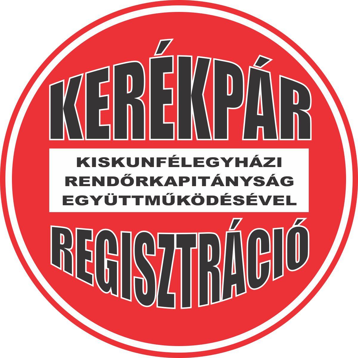 Kiskunfélegyházi Kerékpár regisztráció