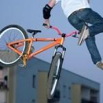 Dirt Jump Kerékpár