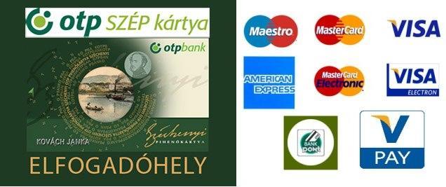 Bankkártyás és SZÉP Kártyás Fizetés, Már Működik