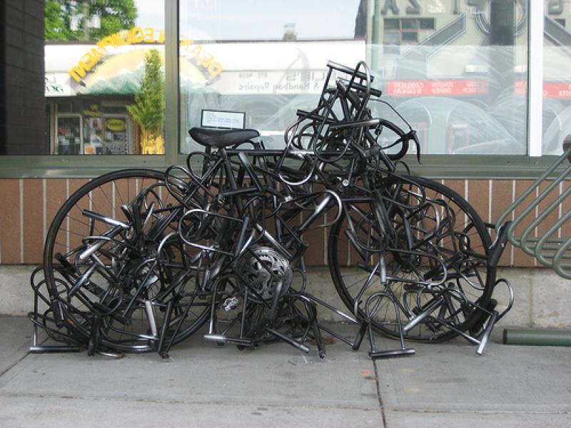 Kerékpár Lakatolási Technikák