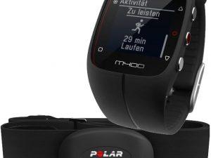 POLAR M400 HR GPS Multisport Pulzusmérő óra