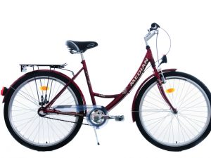 MIDAS LADY 28″ – Bordó