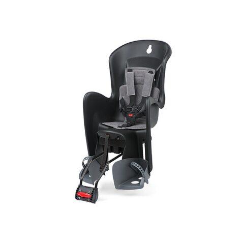 POLISPORT Bilby Maxi RS, Dönthető, Vázra Szerelhető Hátsó Gyerekülés