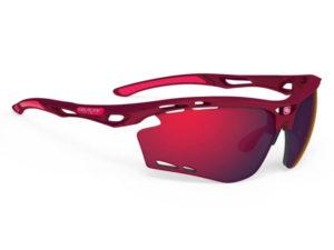 RUDY Propulse Szemüveg – Piros