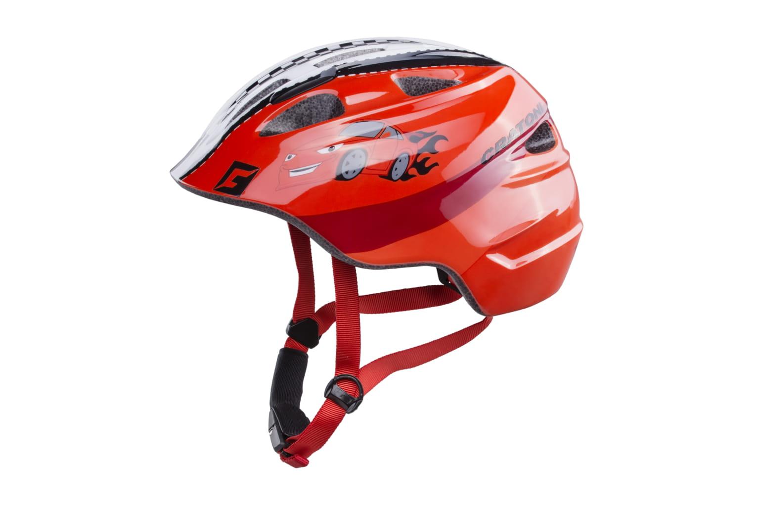 Akino Racer Red Glossy