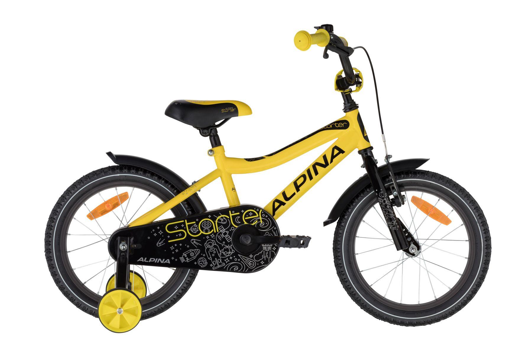 Alpina Starter Yellow 16