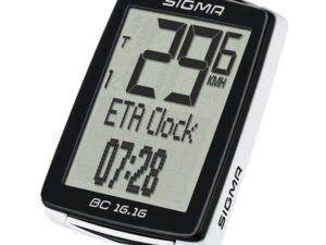 SIGMA BC 16.16 Kilóméteróra