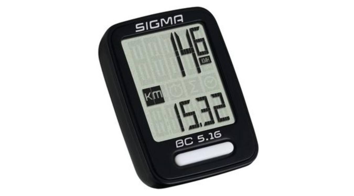 SIGMA BC 5.16 Kilóméteróra