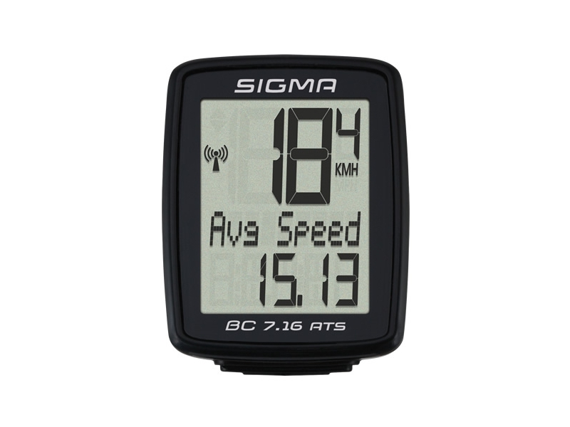 SIGMA BC 7.16 Kilóméteróra
