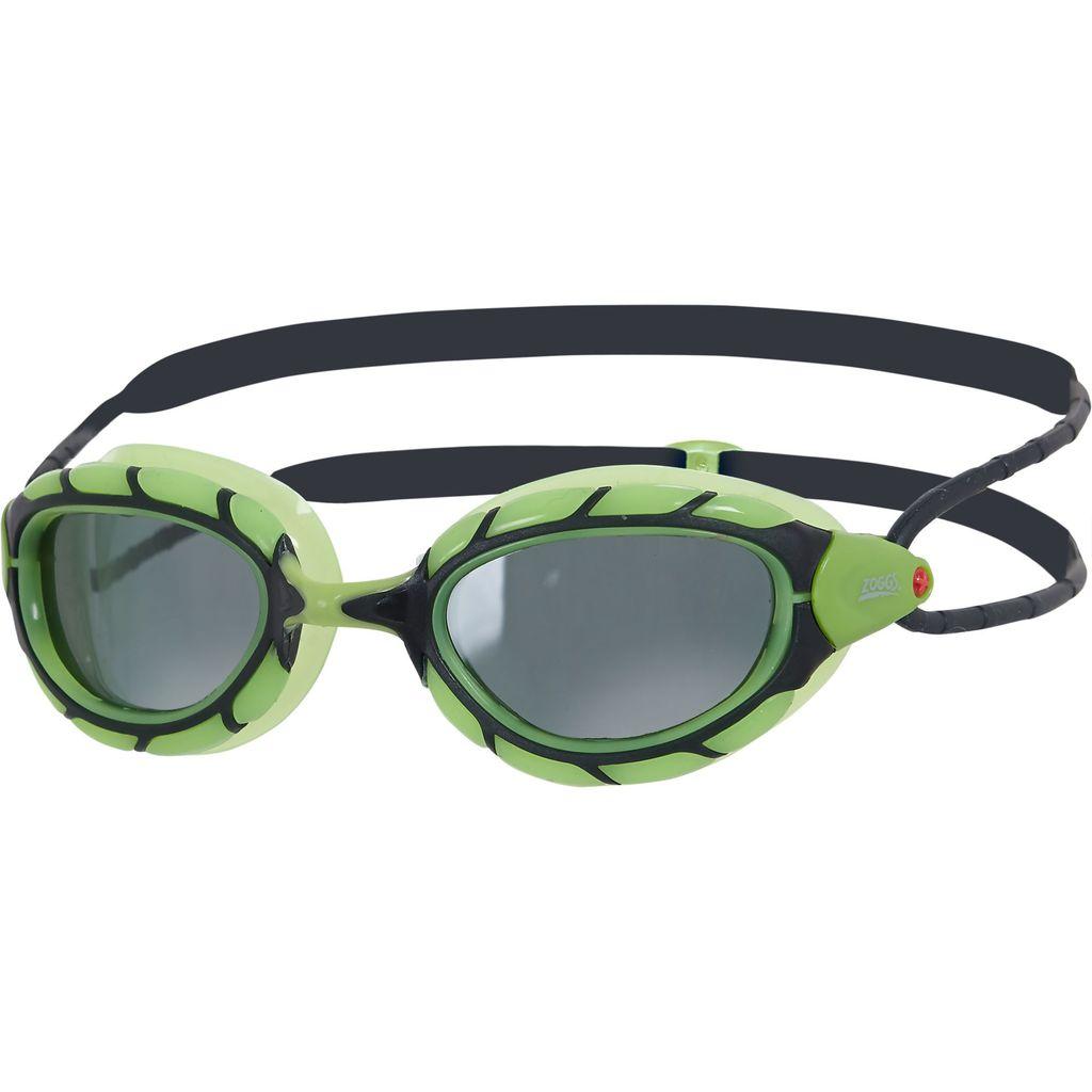 Zoggs Predator Polarized Zöld Fekete
