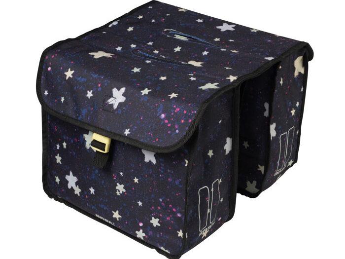 BASIL Stardust Double Bag