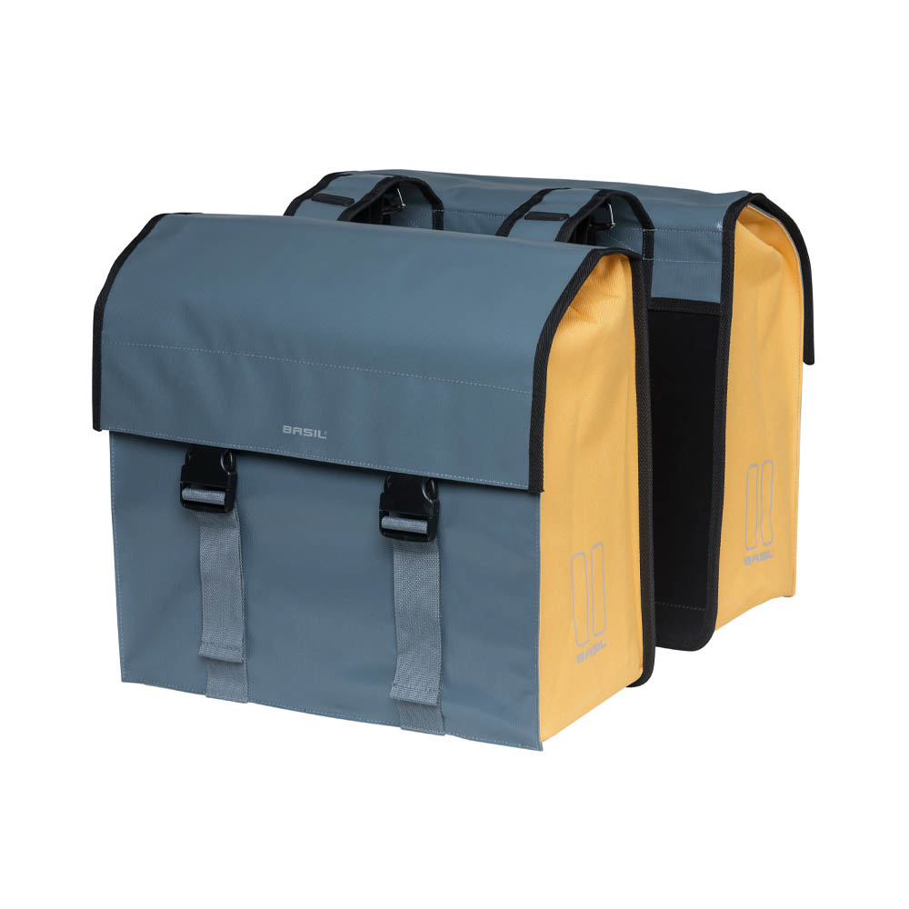 BASIL Urban Load Double Bag